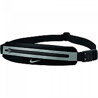[해외]나이키 ACCESSORIES Slim Waistpack Black / Black / Silver