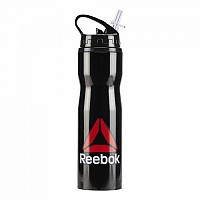 [해외]리복 One Series Water Bottle Metal Black