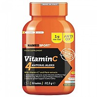 [해외]NAMED SPORT Vitamin C 4Natural Blend 90 Caps