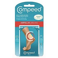 [해외]바우데 Compeed Medium 6 Units