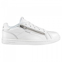 [해외]리복 Royal Complete Clean Kids White / Silver
