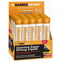 [해외]NAMED SPORT Guarana Super Strong Liquid 20 Units