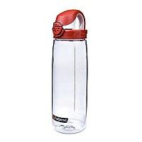 [해외]날진 OTF Bottle 700ml Transparent / Loop-Top Red