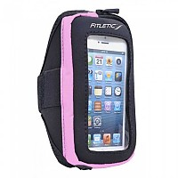 [해외]FITLETIC Armband Iphone 4 black / pink