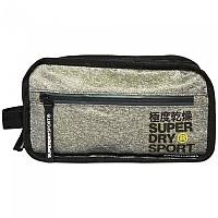 [해외]슈퍼드라이 Sport Washbag Grey Marl / Yellow
