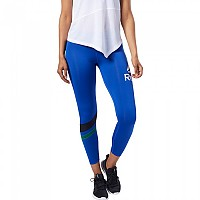 [해외]리복 Workout Ready Big Delta Tights Short Cobalt