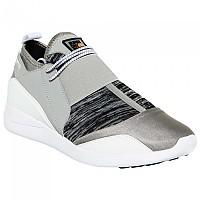 [해외]슈퍼드라이 Elastic Runner Grey / Grey Knit / Optic White