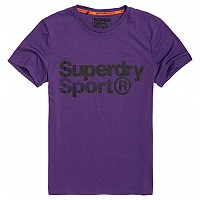 [해외]슈퍼드라이 Core Sport Graphic Electric Purple