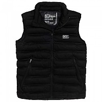 [해외]슈퍼드라이 Performance Insulated Gilet Black