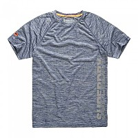 [해외]슈퍼드라이 Sports Active Raglan S/S Tee Navy Grit