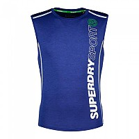 [해외]슈퍼드라이 Athletic Deep Cobalt Marl