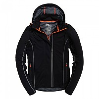 [해외]슈퍼드라이 Sport Athletic Panel Ziphood Black