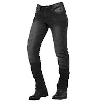 [해외]OVERLAP City Jeans Black Washed
