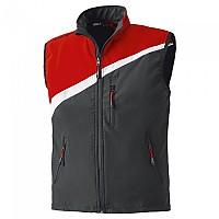 [해외]HELD Ray Vest 9136772985 Black / Red