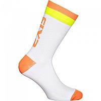 [해외]SIXS Short Socks Yellow / Orange