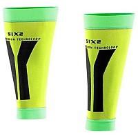 [해외]SIXS Compression Calf Yellow / Green