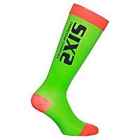 [해외]SIXS Recovery Socks Green / Red