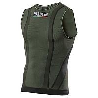 [해외]SIXS SMX Tee Dark Green