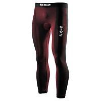 [해외]SIXS Padded Leggings Dark Red