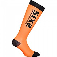 [해외]SIXS Recovery Socks Orange / Black