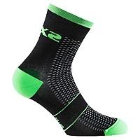 [해외]SIXS Running Socks Green Fluo