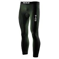 [해외]SIXS Padded Leggings Dark Green