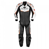 [해외]스피디 Track Touring Suit Black / Orange