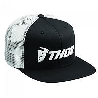 [해외]THOR Trucker Twill Mesh Black / White