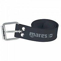 [해외]마레스 Belt Elastic With Marseillaise Stainless Steel Black