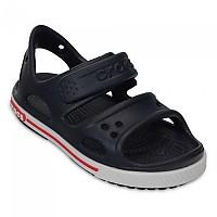 [해외]크록스 Crocband II Sandal PS Navy / White