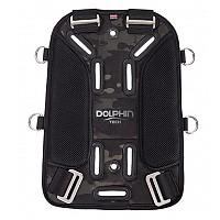 [해외]IST DOLPHIN TECH Deluxe Soft Back Plate Black
