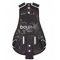 [해외]IST DOLPHIN TECH Basic Soft Back Plate Black