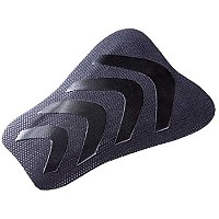 [해외]OMER Chest Pad Reinforcement Black