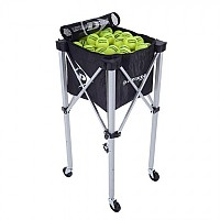 [해외]던롭 Ball Cart Black / Silver