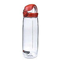 [해외]날진 OTF Bottle 700ml Transparent / Loop-Top Red