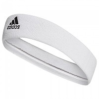 [해외]아디다스 Tennis Headband White / Black