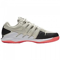 [해외]나이키 Air Zoom Vapor X Clay Light Bone / Light Bone / Black / Hot Lava