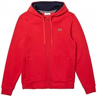 [해외]라코스테 Sport Fleece Red / Navy Blue