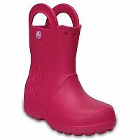 [해외]크록스 Handle It Rain Boot K Candy Pink