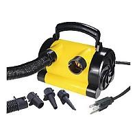 [해외]SEACHOICE 120V Super Electric Air Pump Yellow