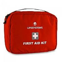 [해외]LIFESYSTEMS First Aid Case Red