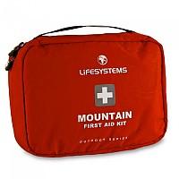 [해외]LIFESYSTEMS Mountain First Aid Kit Red