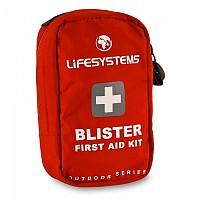 [해외]LIFESYSTEMS Blister First Aid Kit Red