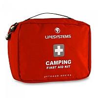 [해외]LIFESYSTEMS Camping First Aid Kit Red