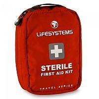 [해외]LIFESYSTEMS Sterile First Aid Kit Red