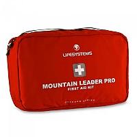 [해외]LIFESYSTEMS Mountain Leader Pro First Aid Kit Red