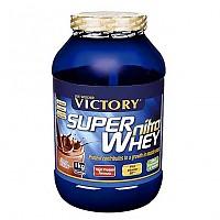 [해외]W아이더 Victory Super Nitro Whey 1kg Strawberry-Banana