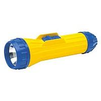 [해외]SEACHOICE Weatherproof Flashlight Yellow