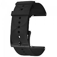 [해외]순토 Urban 1 Silicone 20mm S Strap All Black