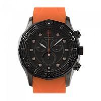 [해외]스위스 밀리터리 06-4273.30.009.79 Naranja / Black